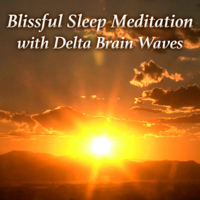 Blissful Sleep Meditation